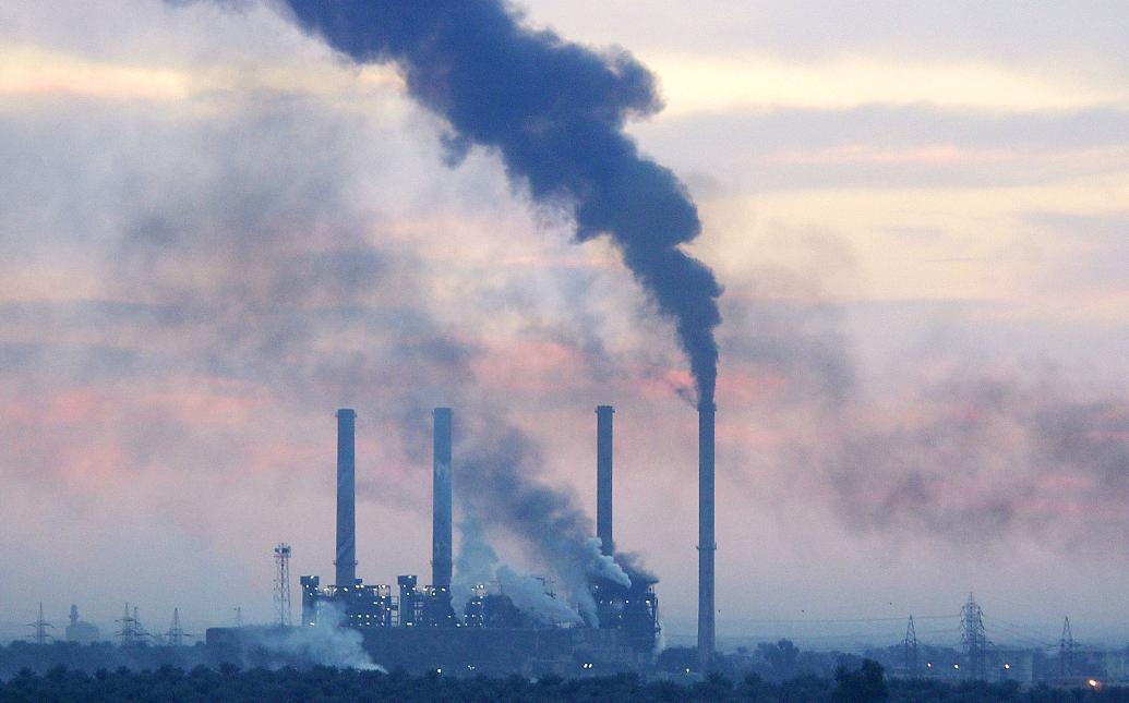 Выброс газообразных соединений